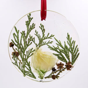 Resin Ornament