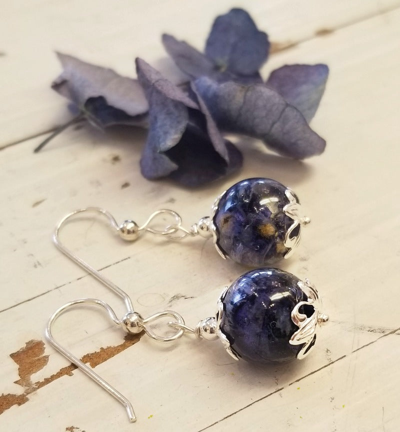 Resin Catherine Earrings