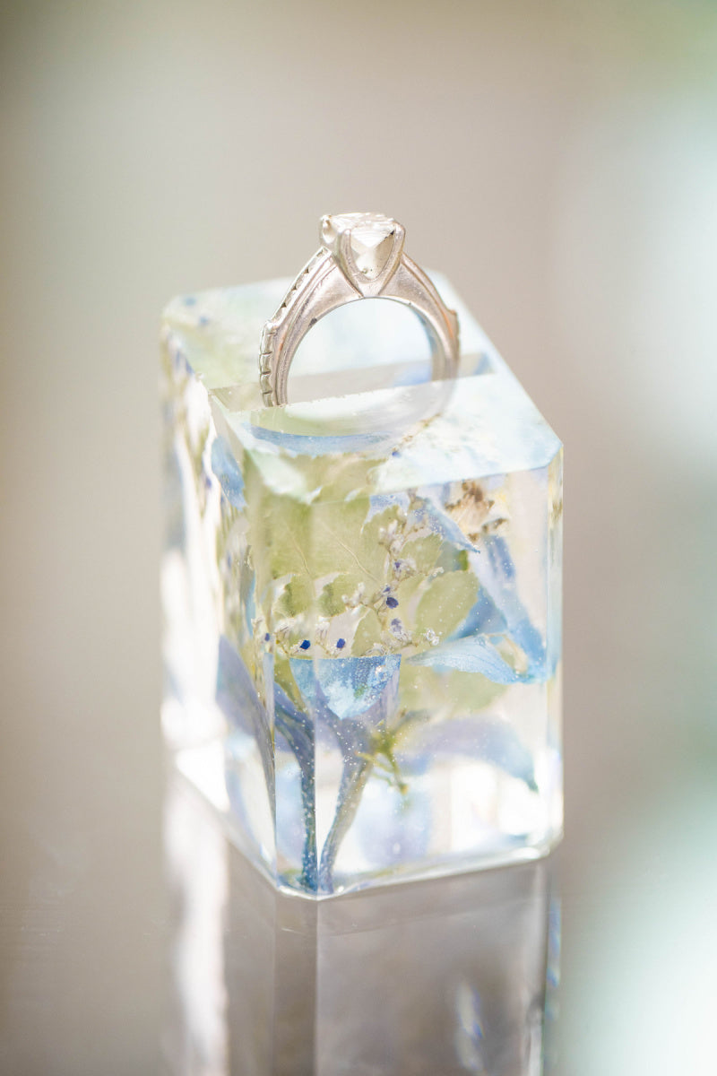 Resin Ring Holder