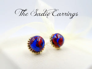 Sadie Gold Earrings