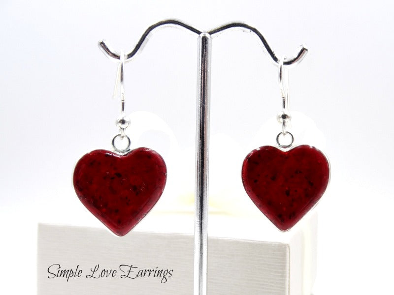 Simple Love Earrings