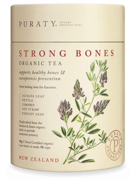 Herbs for strong bones