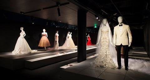 Love Is Australian Wedding Fashion at the Powerhouse Museum