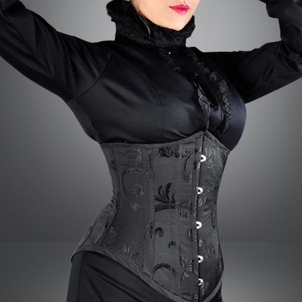 Under bust Victorian corset, one of the favourite styles from Gallery Serpentine