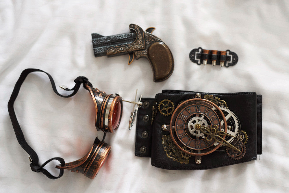 steampunk lifestyle accessories