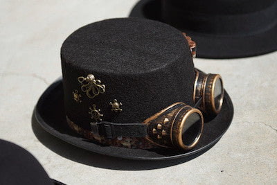 steampunked up hat