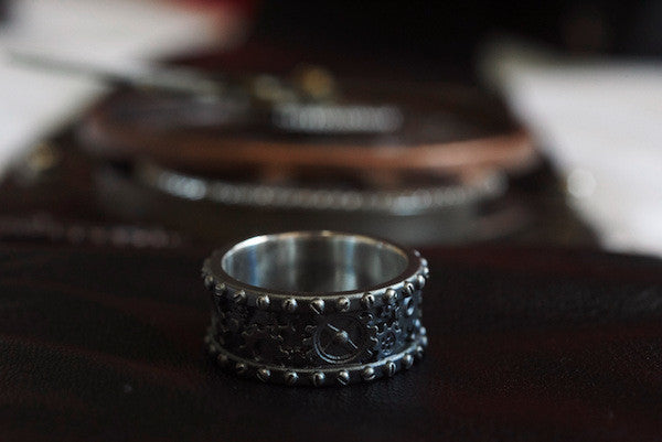 steampunk wedding band