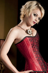 Scarlet Burlesque Femme Fatale, made to order - Gallery Serpentine  - 1