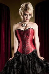 Scarlet Burlesque Femme Fatale, made to order - Gallery Serpentine  - 2