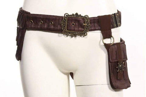 Steampunk Pirate Belt