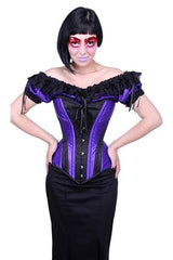 Amethyst Turn of the Century Corset - Gallery Serpentine  - 6