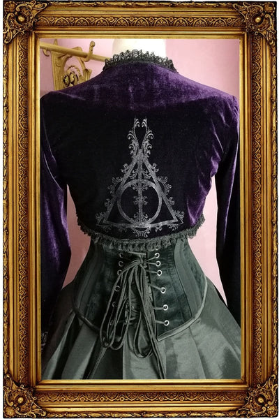 17d577e90da Steampunk Costumes   Gothic Bridal Gowns by Gallery Serpentine