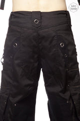 best style goth punk rave steampunk festival cargo shorts by australian label Loose Lemur