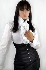 Victorian Corporate Shape wear corset can be worn under or over corporate clothing