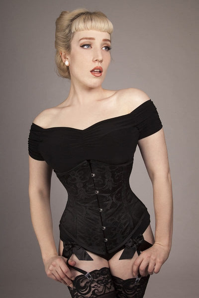 599c53be9 ... Under bust Victorian Corset