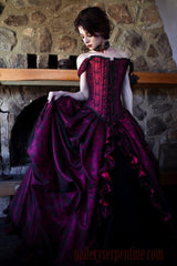 parisian gothic custom made gothic wedding dresses australia