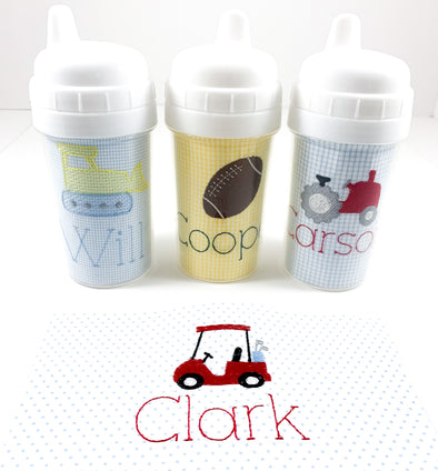 Sippy Cup Personalized