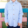 Blue Gingham PRODOH Shirt