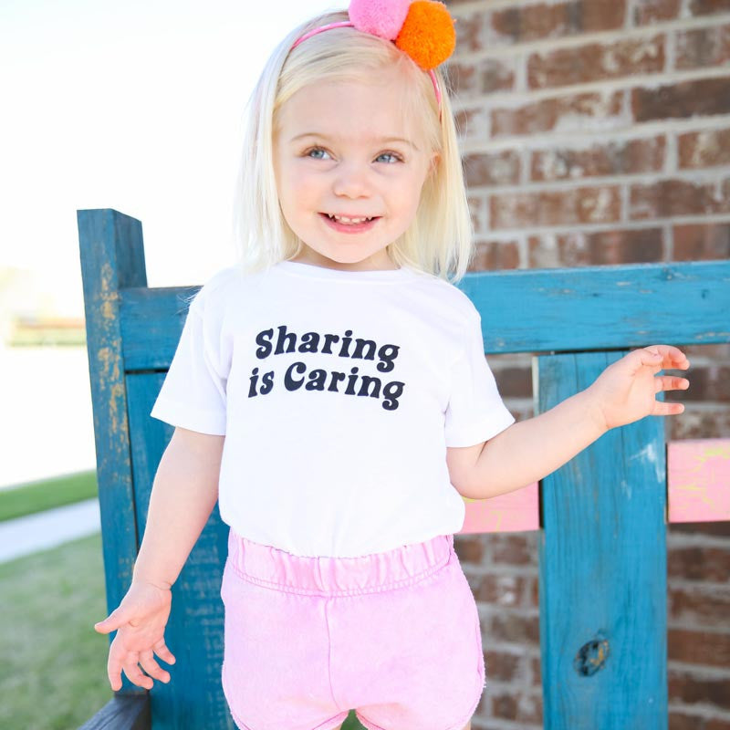 Sharing is Caring Tee