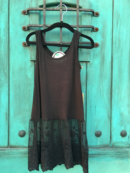 Willow Tank in Black