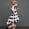 Bear Swirl Dress