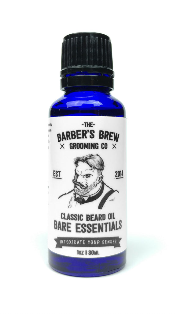 Bare Essentials Classic Beard Oil