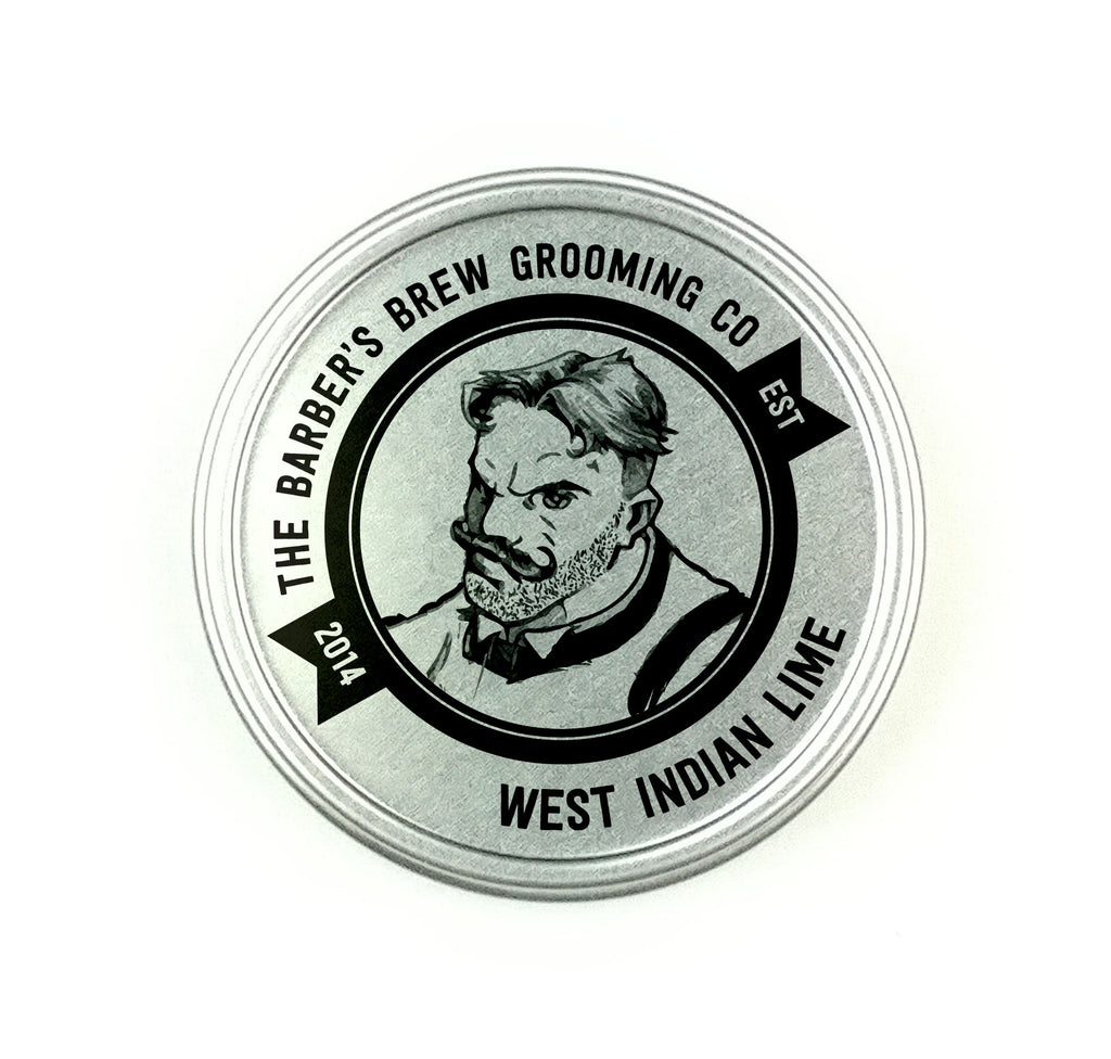 West Indian Lime Classic Beard Balm 2oz