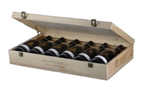 Alpha Crucis Winemakers' Series Shiraz