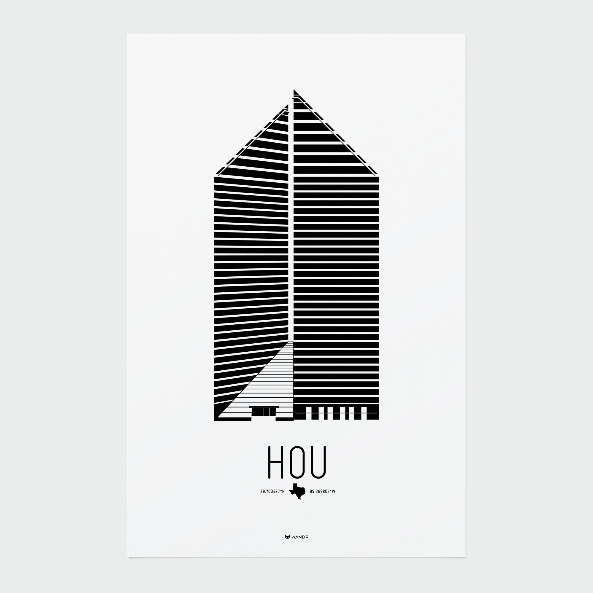 Houston Icon poster 01