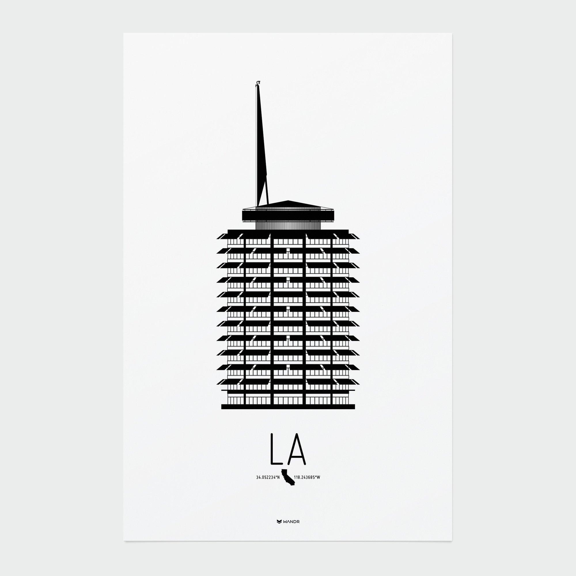 Los Angeles Icon poster 01