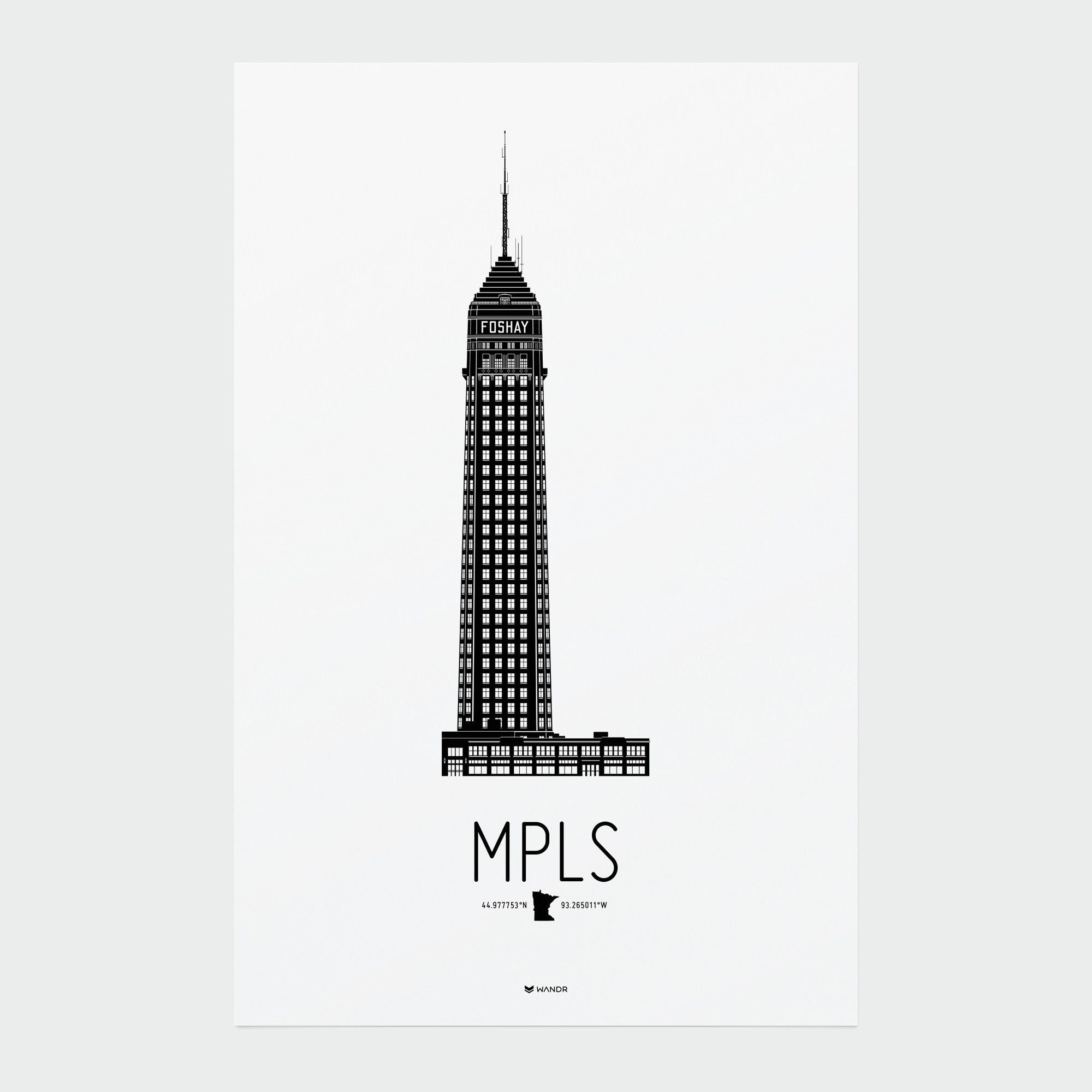 Minneapolis Icon poster 01