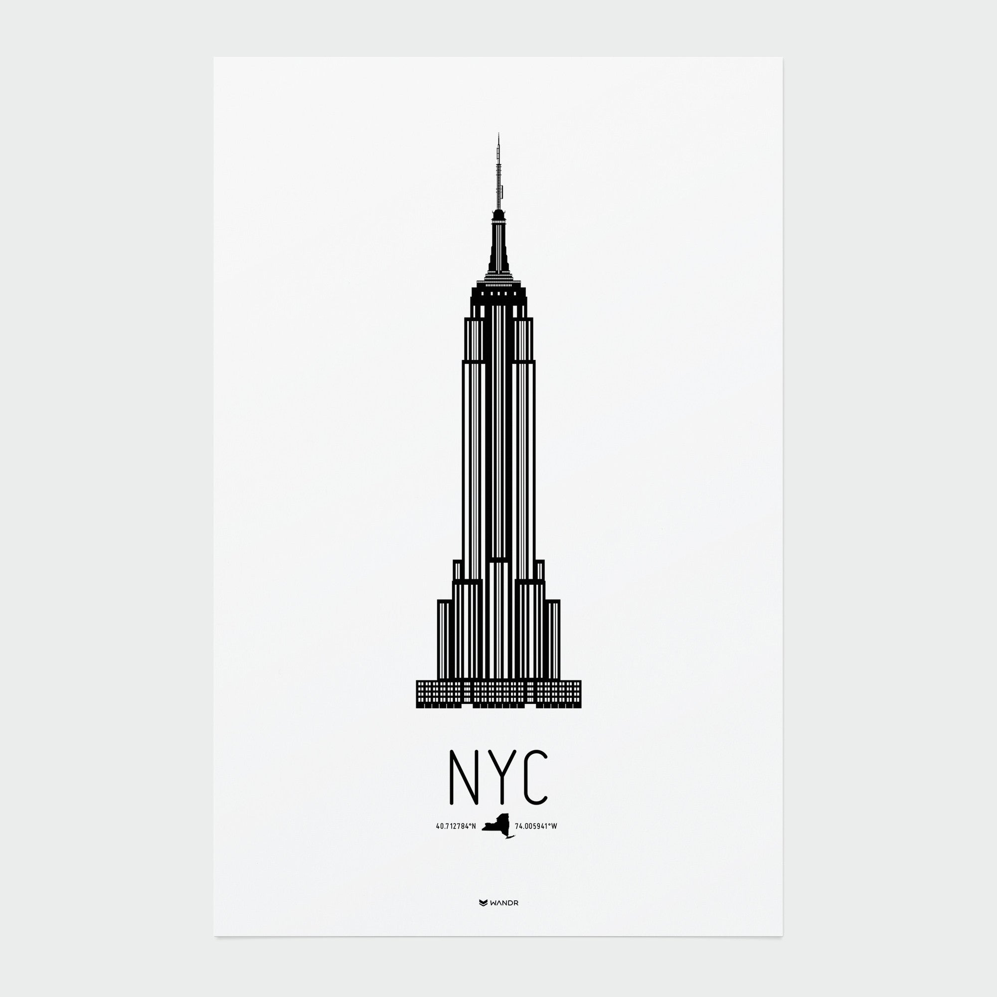 New York City Icon poster 01