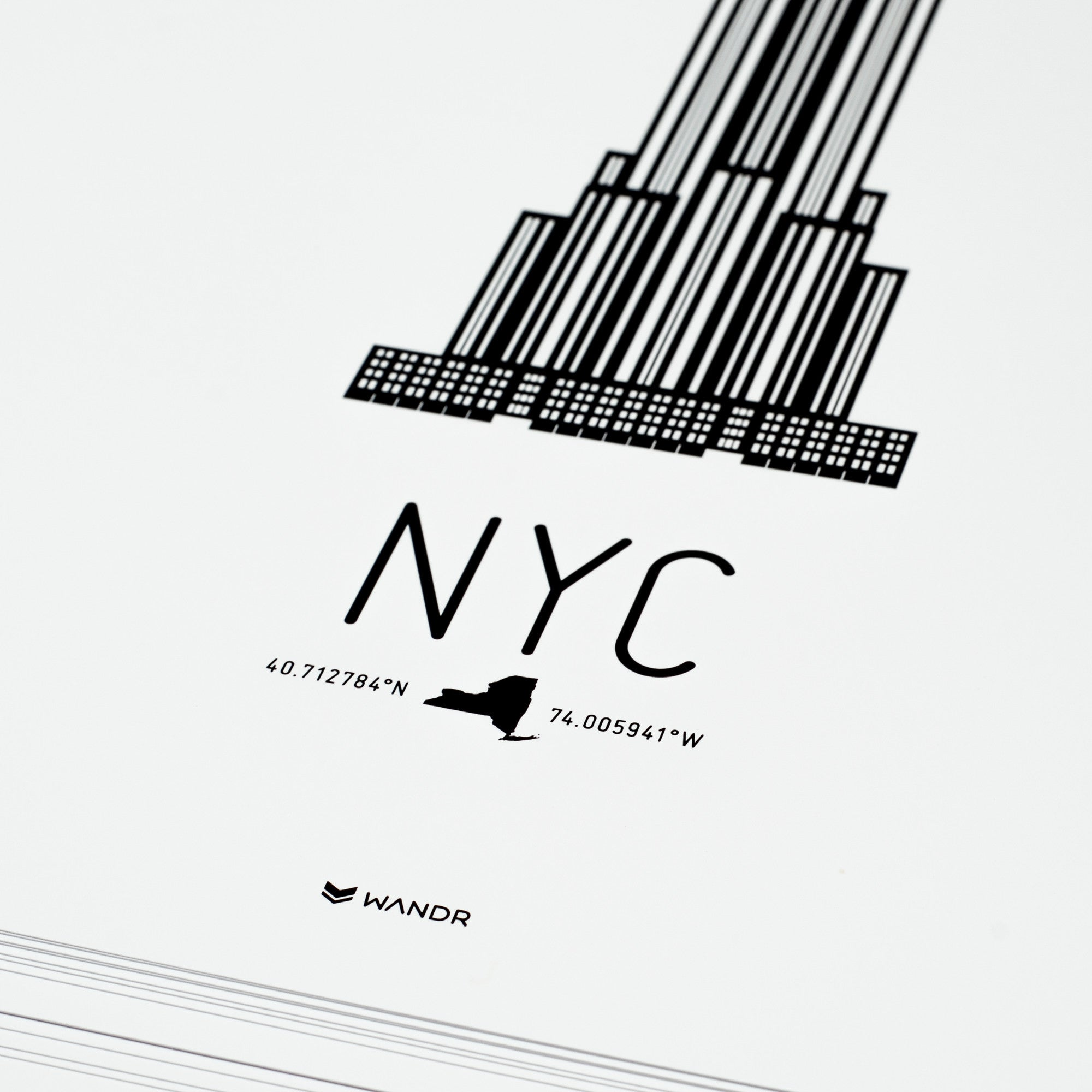 New York City Icon poster 03