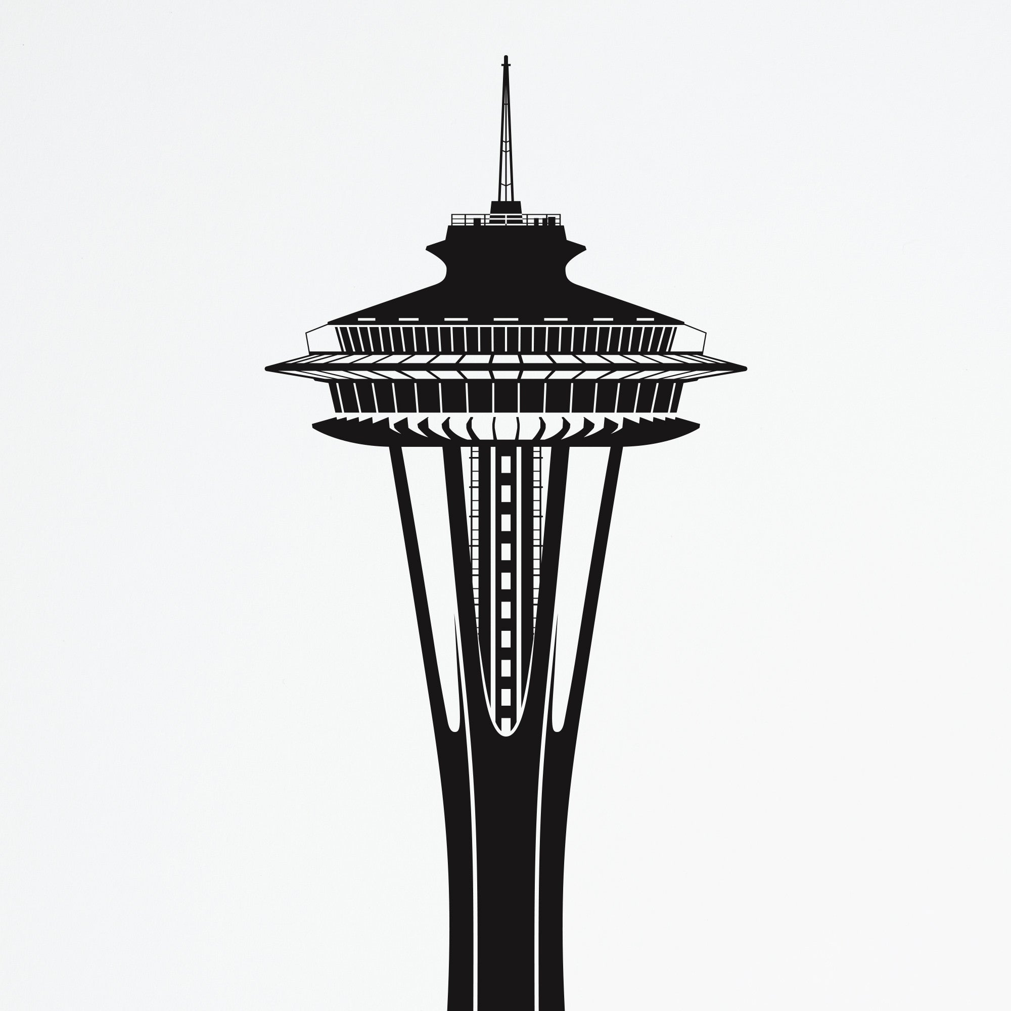 Seattle Icon poster 02