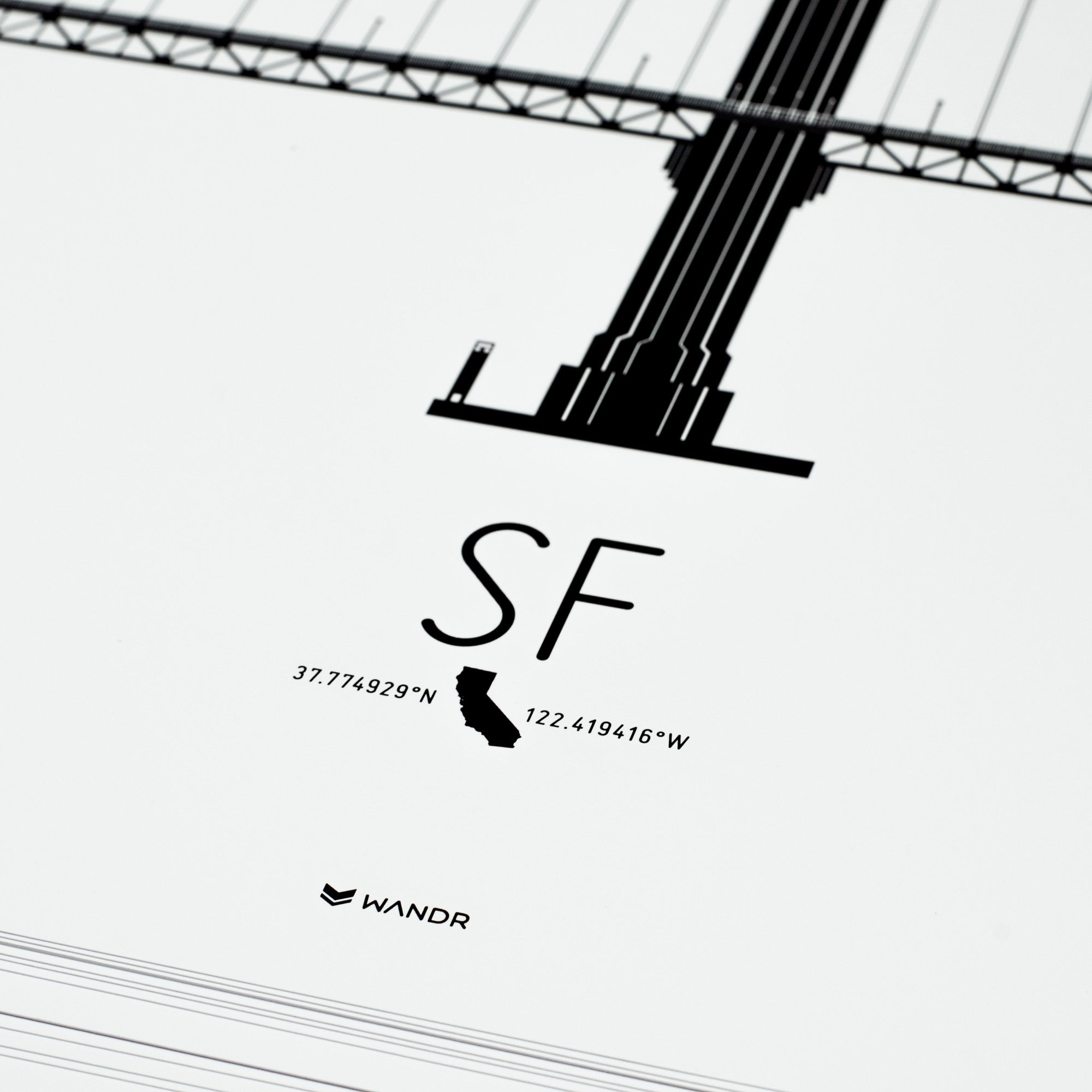 San Francisco Icon poster 03