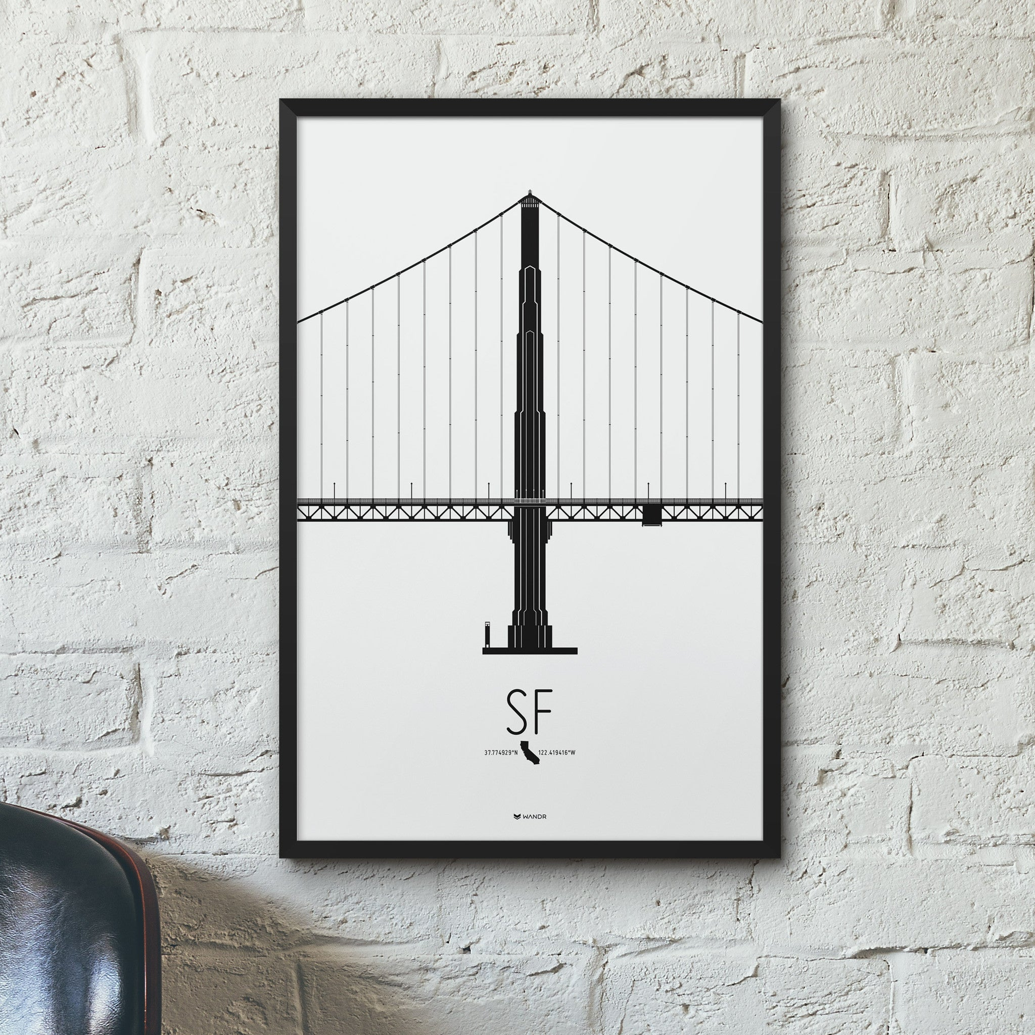 San Francisco Icon poster hero