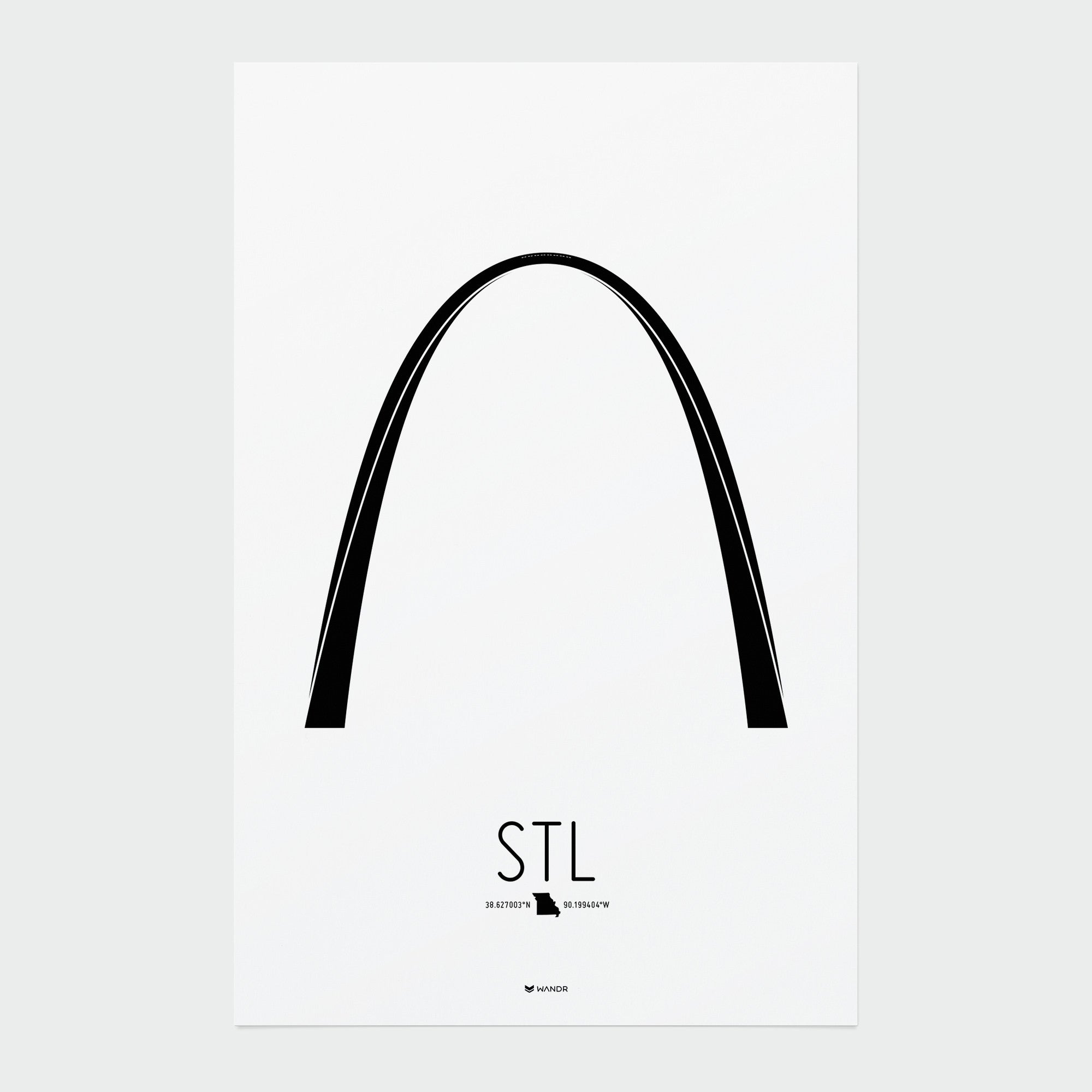St. Louis Icon poster 01