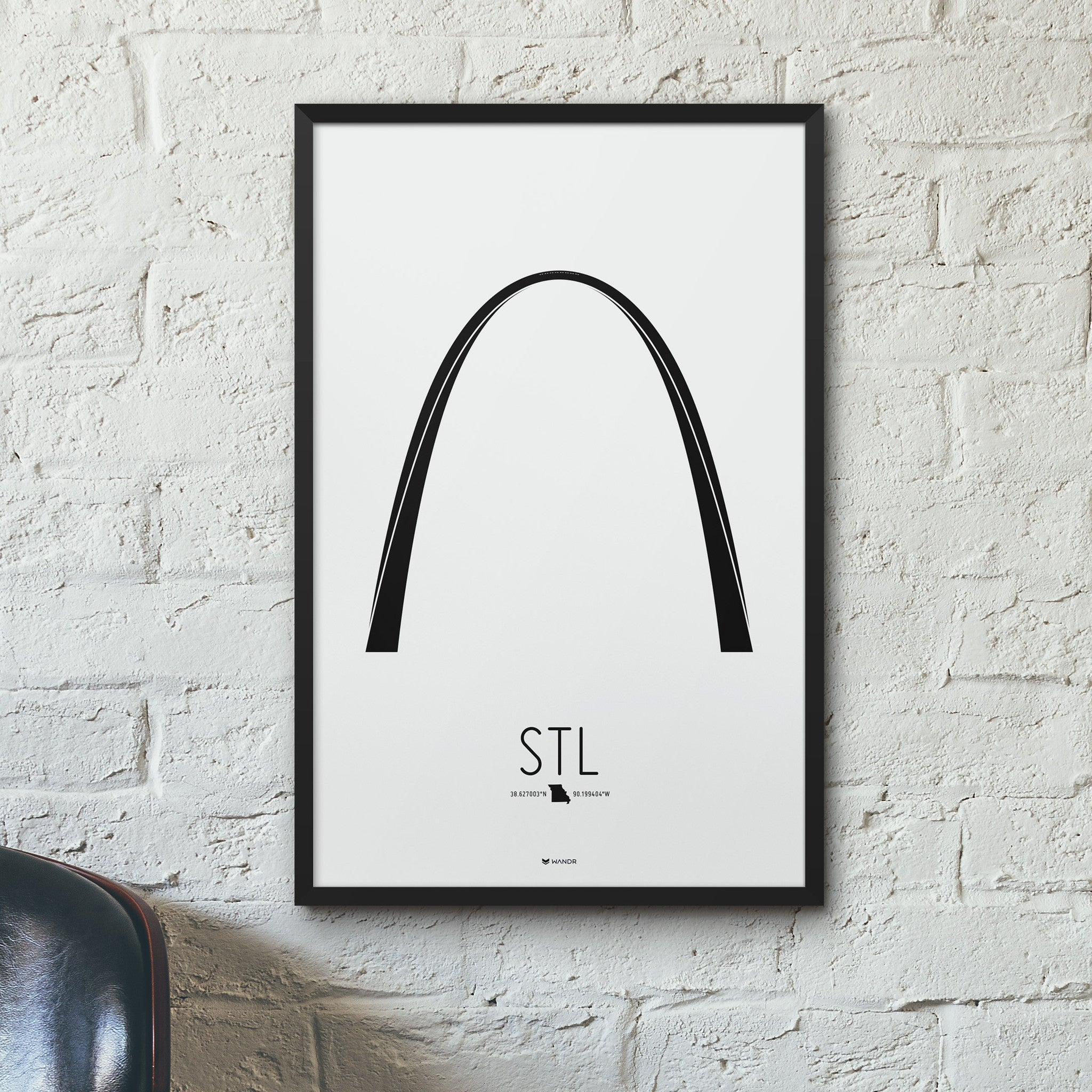St. Louis Icon poster hero