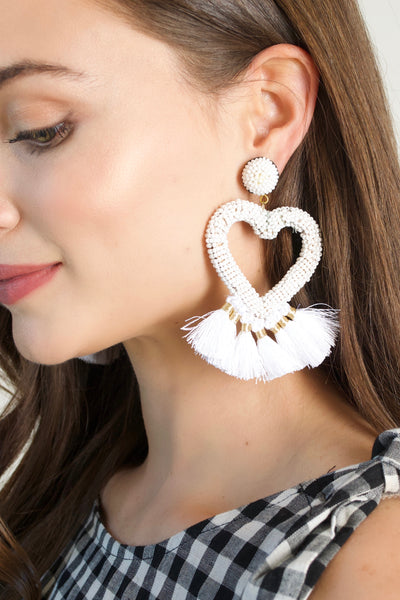 Love on Top Earrings