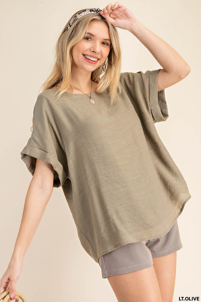 Summer Basic Top