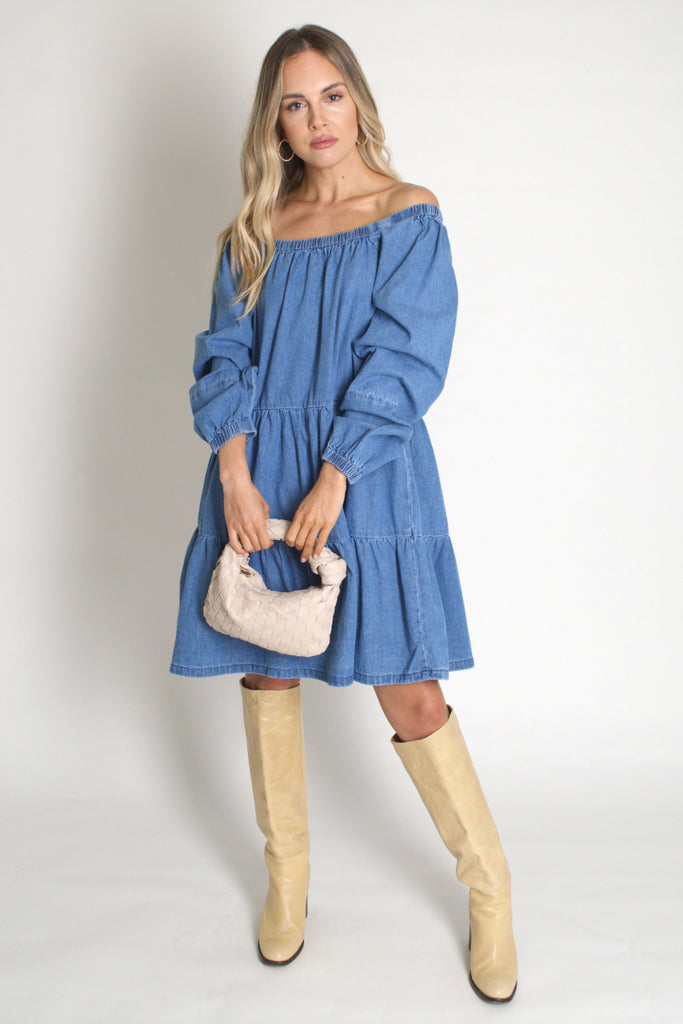Denim Dreamz Dress