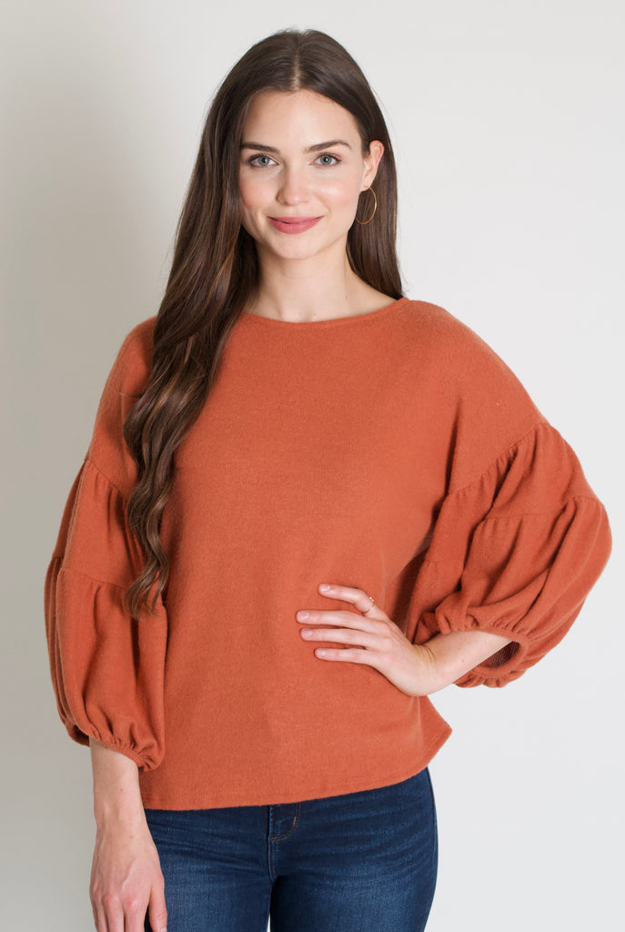 Creekside Knit Top