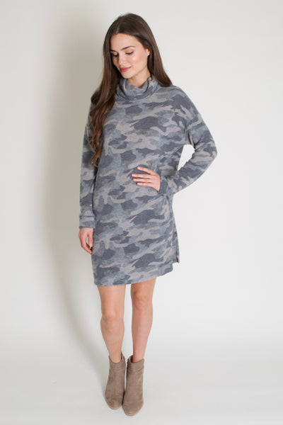 Weekender Camo Dress
