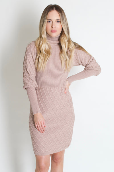 Kenny Sweater Dress