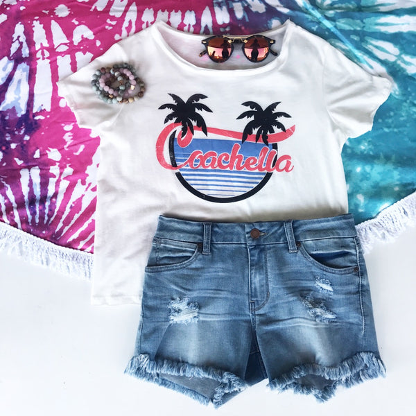 The Emily Denim Shorts