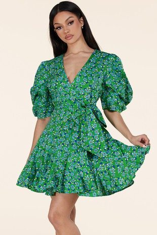 Give Me Flowers Dress