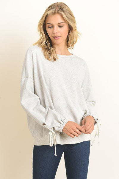 The Cozy Days Pullover