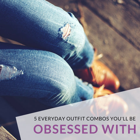 Everyday Outfit Combinations You'll Be Obsessed With