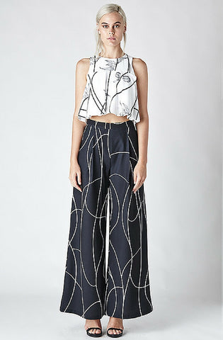 Arcadia Pants by Ruby Sees All - Picpoket