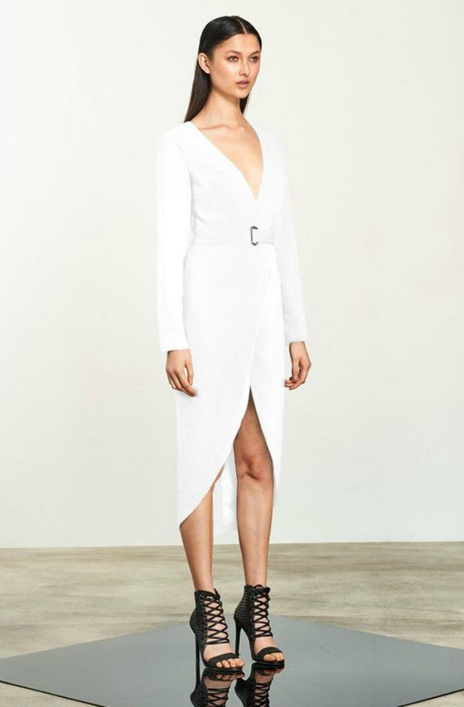 Device Dress White by Bless'ed Are The Meek - Picpoket
